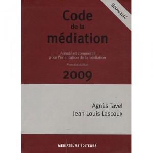Ouvrage ESF Pratique de la médiation Jean-Louis Lascoux